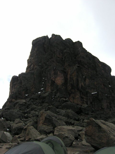 The great Lava Tower