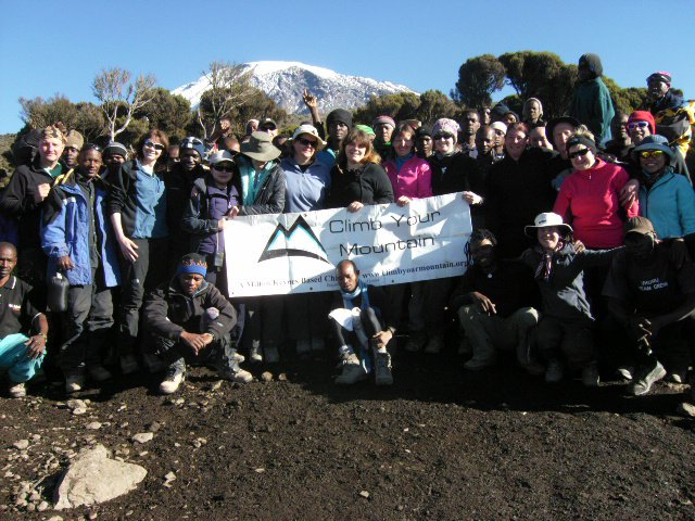 Kilimanjaro - We did it!