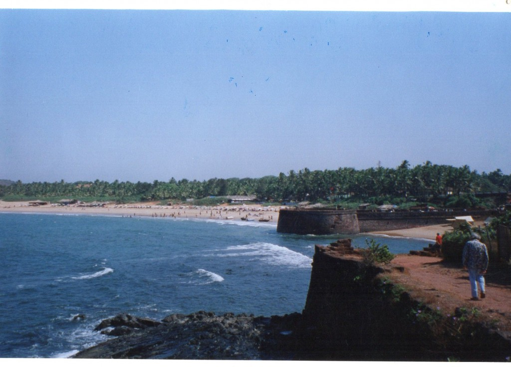 Fort Aguade and Beach