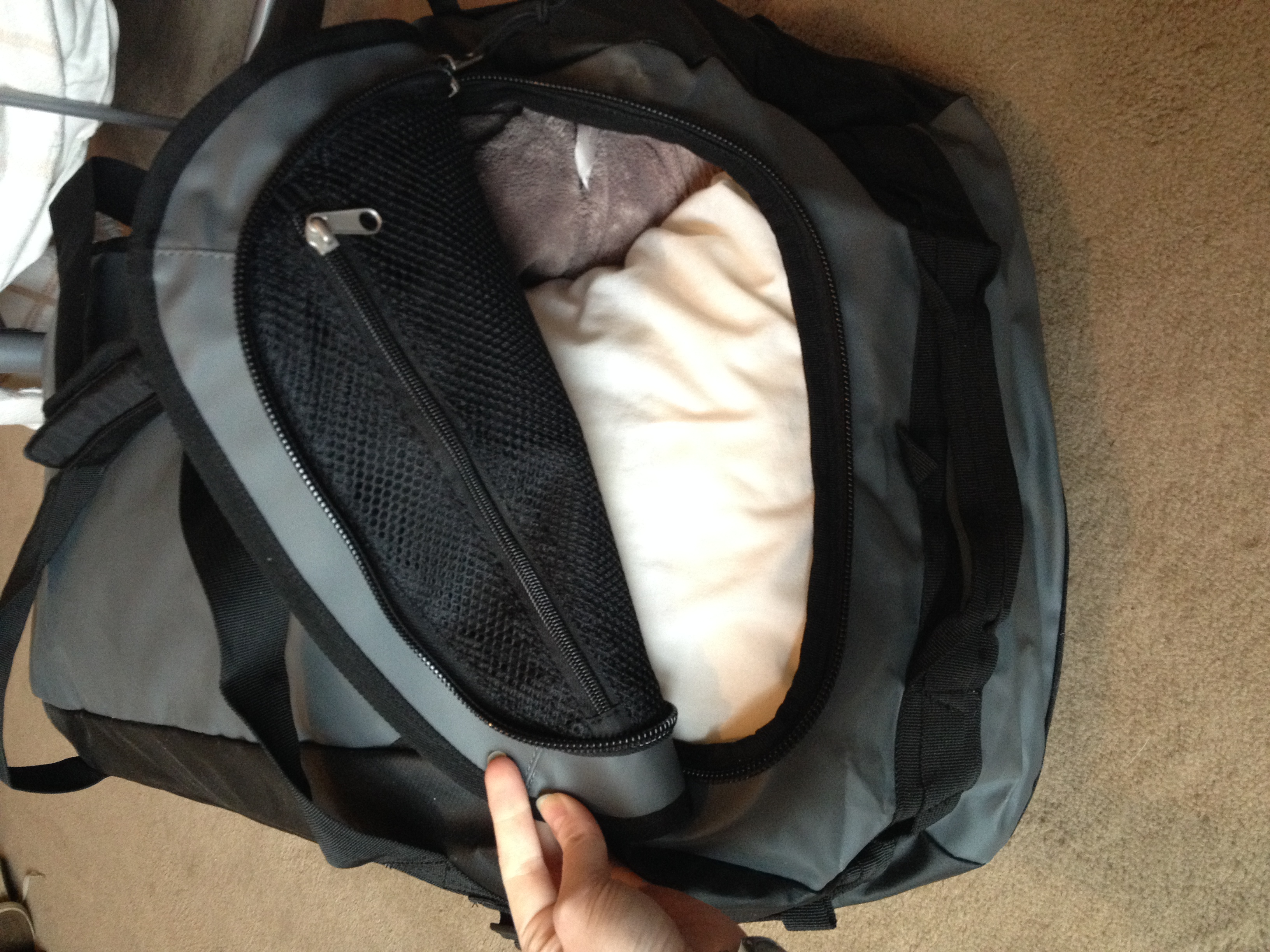 Thule Chasm Duffel Bag Review Adventure Mummy