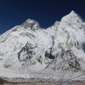 Mount Everest from Kala Pattar
