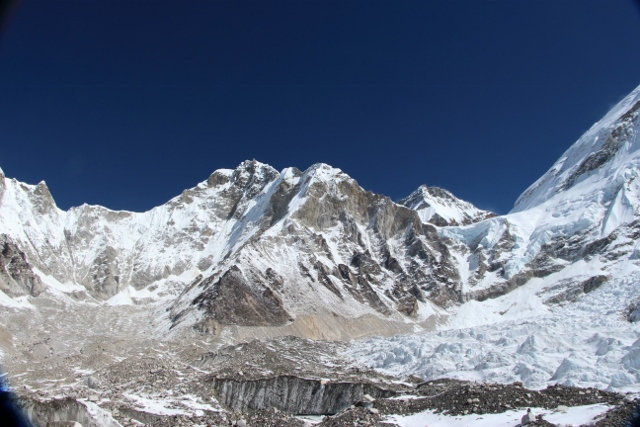 Everest Base Camp Mountains